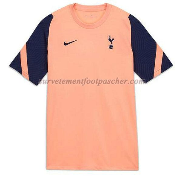 formation de tottenham hotspur 2020-2021 homme - orange